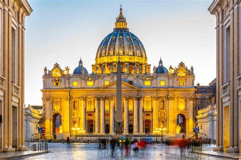 st peters basilica  secret ways  avoid  lines