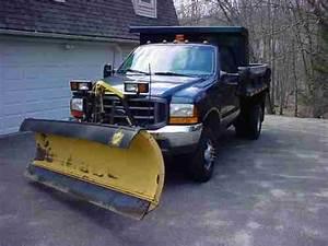Buy Used 99 Ford F350 Dump 4wd 4 Wheel Drive 7 3l Diesel