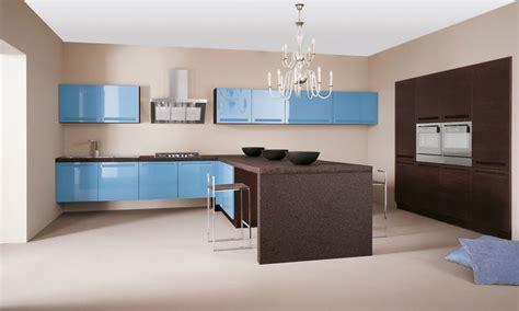 arrex cuisine une touche de bleu dans la cuisine inspiration cuisine