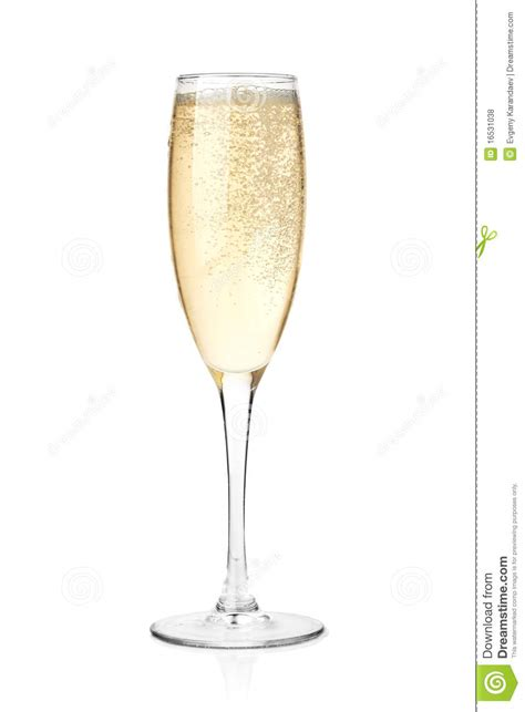 champagne   glass royalty  stock  image