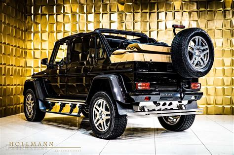 Our car experts choose every product we feature. 2021 Mercedes-Benz Mercedes-Maybach G 650 Landaulet in ...