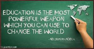 Education Is The Most Powerful Weapon Poster : simplygiving online fundraising across asia ~ Markanthonyermac.com Haus und Dekorationen
