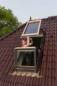 Dachfenster Mit Balkon Austritt : velux dachfenster einbau swalif ~ Indierocktalk.com Haus und Dekorationen