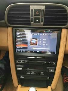 9 U0026quot  Android Autoradio Headunit Car Stereo Head Unit For Porsche Cayman Boxster 911 997 2005 2006