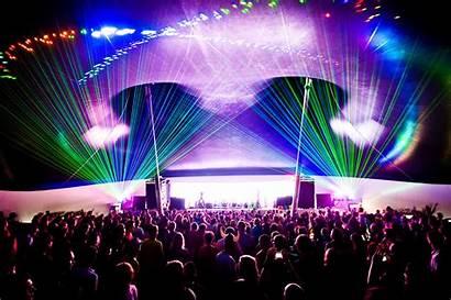 Party Festival Event Kazantip Laser Amazing Night
