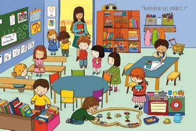 foto de Une nouvelle maternelle ? Lala aime sa classe