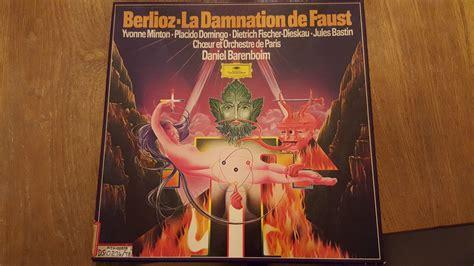 Barenboim/Minton/Domingo BERLIOZ La Damnation de Faust 3