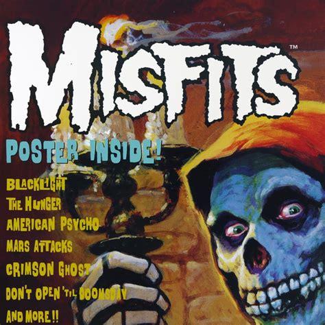 Misfits   Music fanart   fanart.tv