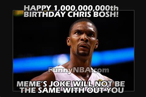 Chris Bosh Gay Meme - image gallery nba jokes
