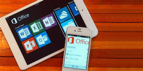 Office 365 Mobile by Microsoft Office 365 Comes To The Ios App Store