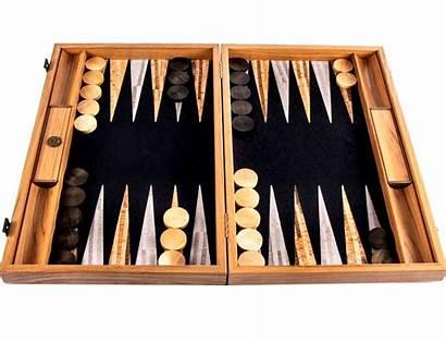 Backgammon Cork Board Wood Natural Kork Natur