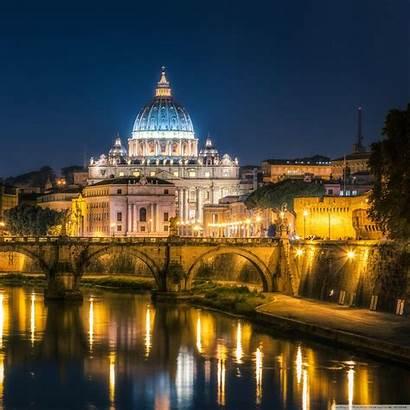 Vatican Night Wallpapers 2048 Tablet Desktop 4k