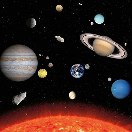 le de cing solaire le syst 232 me solaire espace des sciences