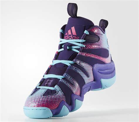 Adidas Crazy 8 Aurora Borealis All Star  Sneaker Bar Detroit