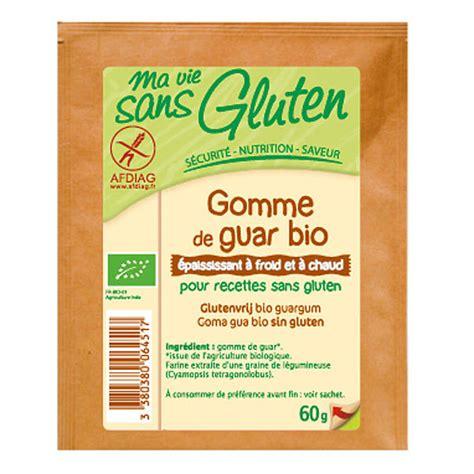 la cuisine d herve gomme de guar bio sans gluten ma vie sans gluten