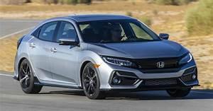 2020 Honda Civic Hatchback Facelift Debuts In The Us