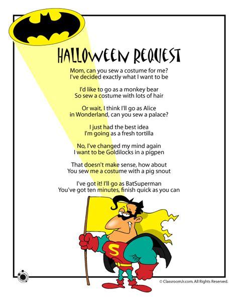 halloween poem halloween request halloween poems
