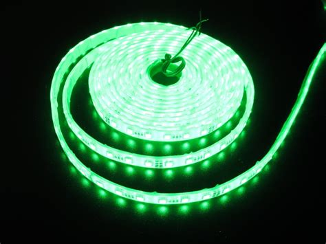 151' Rgb Color Changing 4-wire Flat Led Rope Light