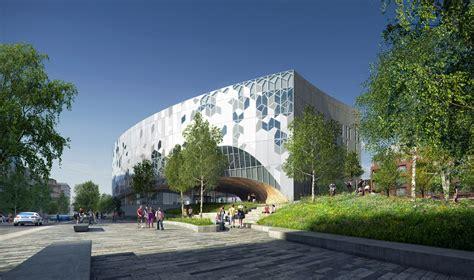 central public library architect magazine snohetta