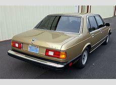 1982 BMW 733i German Cars For Sale Blog