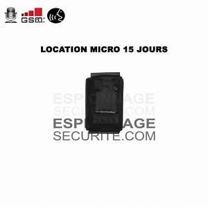 Location Voiture 15 Jours : location micro espion gsm 15 jours espionnage securite ~ Medecine-chirurgie-esthetiques.com Avis de Voitures