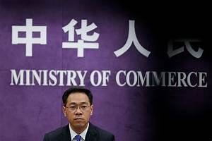 China commerce ministry says U.S., China have resumed high ...