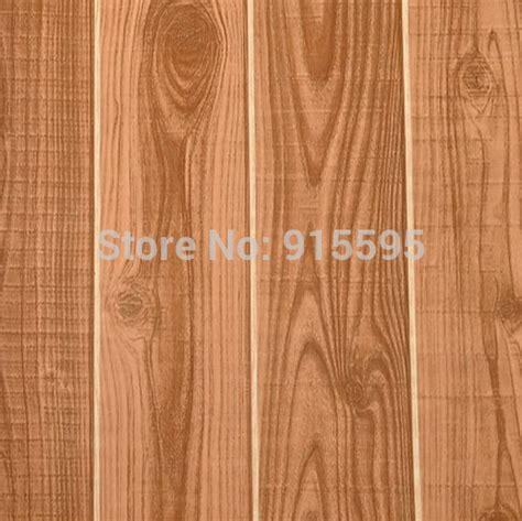 vinyl wood wall covering vintage nature wood fiber pvc waterproof 3d modern design wallpaper vinyl wall covering for