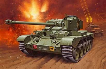 Tank Tanks Wallpapers Desktop British Cruising