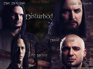 disturbed-band-music-wallpapers   WALLPAPER