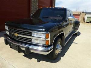 Purchase Used 1993 Chevrolet C3500 Silverado Extended Cab