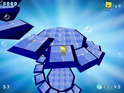 Free Spongebob Squarepants Obstacle Odyssey 2 Game