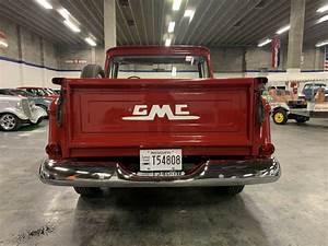 1961 Gmc 1000 652755 Miles 1  2 Ton Pickup Used Manual C