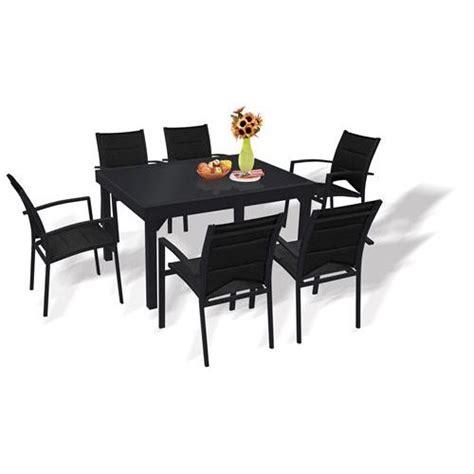 ensemble chaise et table de jardin table et chaises de jardin ensemble modulo blatt achat
