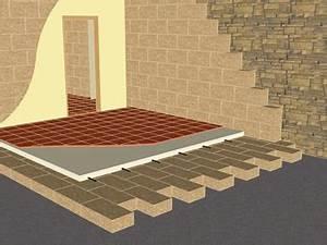 Isoler Un Sol : isolation thermique des sols gr ce aux blocs de chanvre chanvribloc l isolant en chanvre ~ Melissatoandfro.com Idées de Décoration