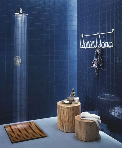17 meilleures id 233 es 224 propos de salles de bain bleu marine