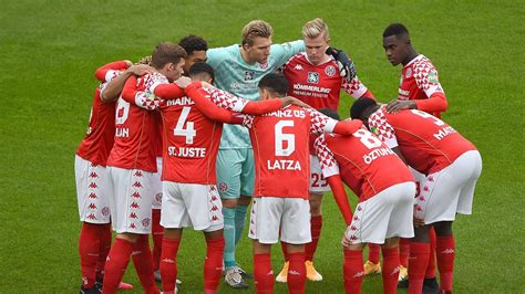 Mainz, meanwhile, have moved five points clear of the relegation zone after three successive victories. 1. FSV Mainz 05: Offener Brief der Spieler an die Fans ...