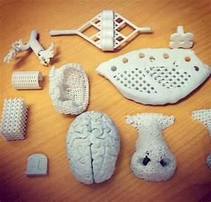 In Medicine  3d Printers Move Beyond Curiosities