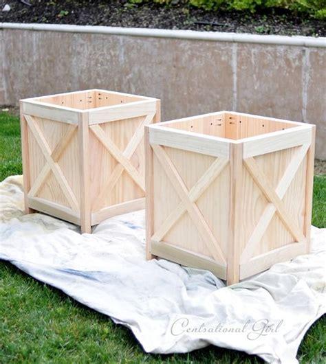 indoor vertical garden 70 diy planter box ideas modern concrete hanging pot
