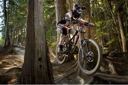 Downhill Mountain Bike Whistler Trek Biking Wallpapers