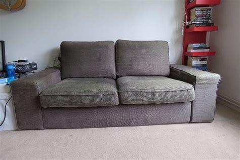 Ikea 2 Seater Sofa by Ikea Kivik 2 Seater Sofa In Grey In Richmond