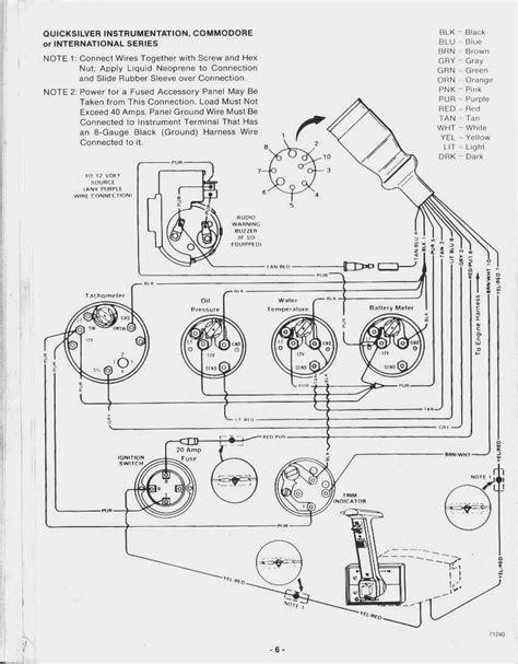 mercruiser engine wiring diagram wiring diagram and