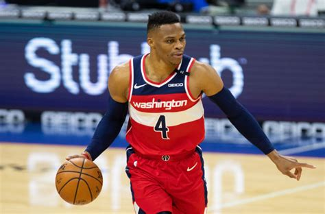 Washington Wizards The Addition Of Russell Westbrook Isn