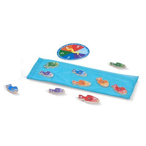jeux de cuisine de poisson jeu de pêche attrape et compte les poissons jouet en bois