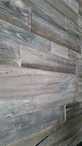Introducing our new Barnwood Grey prefab wall panels