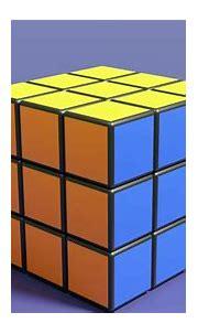 3D Cube Blender | CGTrader