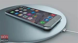 Chargeur Induction Iphone 8 : iphone 8 capteur photo 3d et chargeur sans fil annonc s ~ Melissatoandfro.com Idées de Décoration