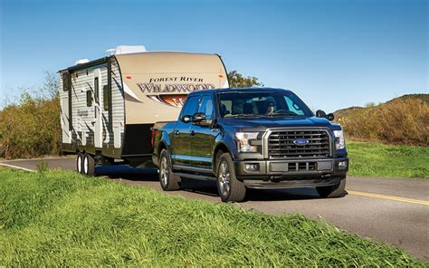 2015 ford f 150 forest river wildwood travel trailer reviewed trailer