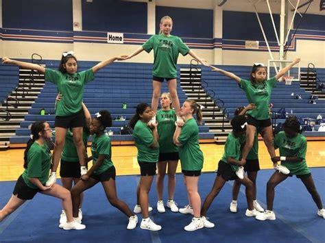 cheerleading activities travis science academy