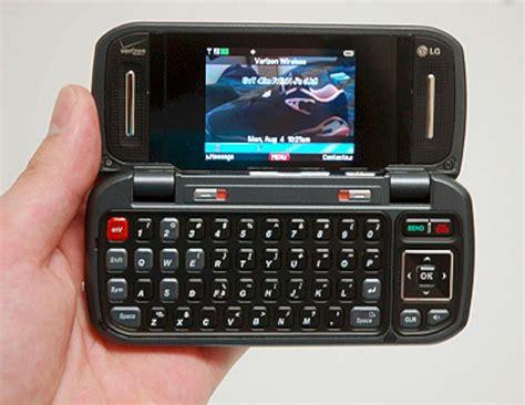 Lg Env Vx9900 Verizon Wireless Cell Phone Vx-9900 Silver