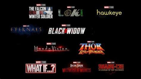 Setelah Lama Ditunggu-tunggu, Jadwal Rilis Marvel ...